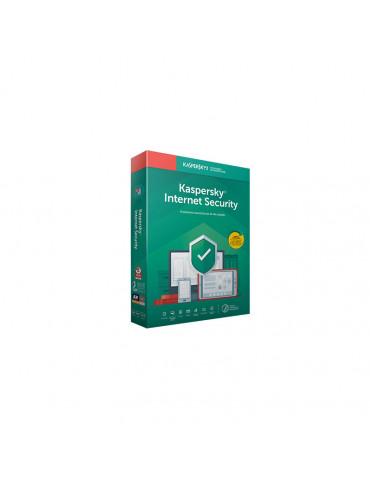 KASPERSKY INTERNET SECURITY KIS 2020 - Licenza 1 Pc / 12 Mesi
