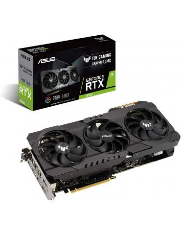 ASUS Scheda Video TUF GeForce RTX 3090 OC Gaming 24GB GDDR6X